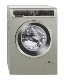 Profilo CGA252XVTR Çamaşır Makinesi 10 kg 1200 dev./dak., silver