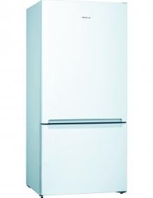 Hakkında daha ayrıntılıProfilo BD3086WFDN No-Frost, Alttan Donduruculu Buzdolabı Beyaz Kapılar