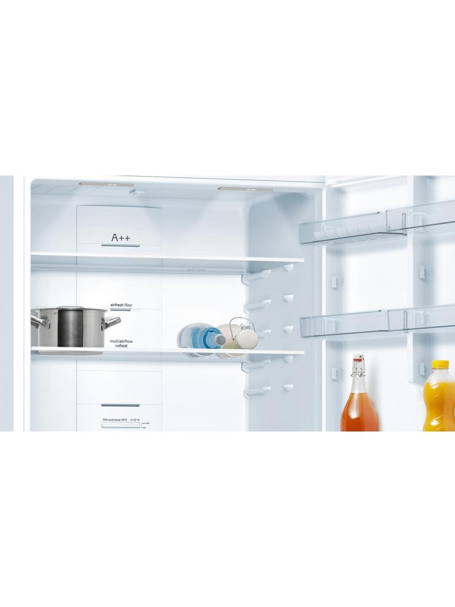 No-Frost, Alttan Donduruculu Buzdolabı Beyaz Kapılar
