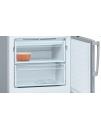 No-Frost, Alttan Donduruculu Buzdolabı İnox Kapılar