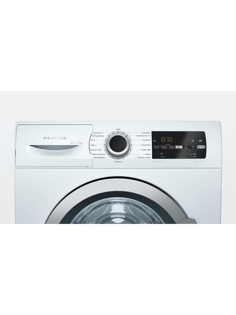 Profilo CMG12IDTR  Çamaşır makinesi  9 Kg 1200 devir  A+++